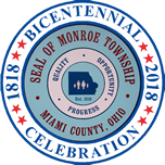 Monroe Township Seal, Miami County, Ohio